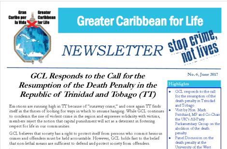 GCL Newsletter 6